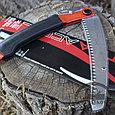 Пила Silky Ultra Accel 240мм, 7.5зубьев/30мм, складная, фото 2