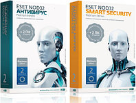 Антивирус ESET NOD32 Platinum Edition + на 2 года + 3 ПК