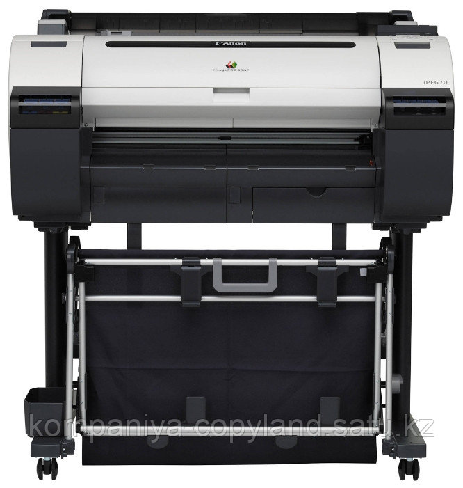 "Canon imagePROGRAF IPF670(24""610mm/A1)5 ink color"