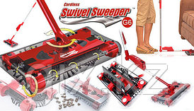 Электровеник Swivel Sweeper G6