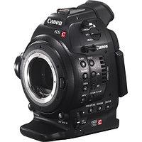 Canon EOS C100 DAF + 18-135 Cinema камера EOS типа с объективом, фото 1