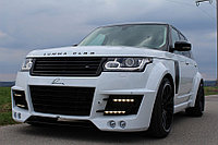 Обвес Lumma CLR R на Range Rover Vogue 2013 (Китай)