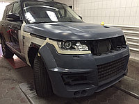 Обвес Lumma CLR R на Range Rover Vogue 2013+ (Польша)