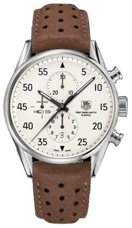 Элитные часы Tag Heuer Carrera Space X( кварцевые)