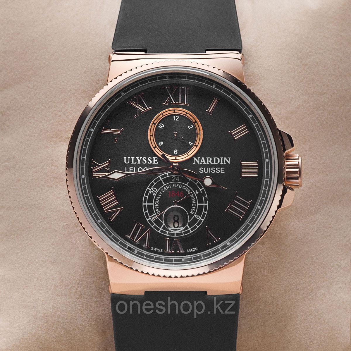 Наручные Часы Ulysse Nardin Marine