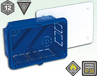 Электроустановочная коробка для подштукатурного монтажа