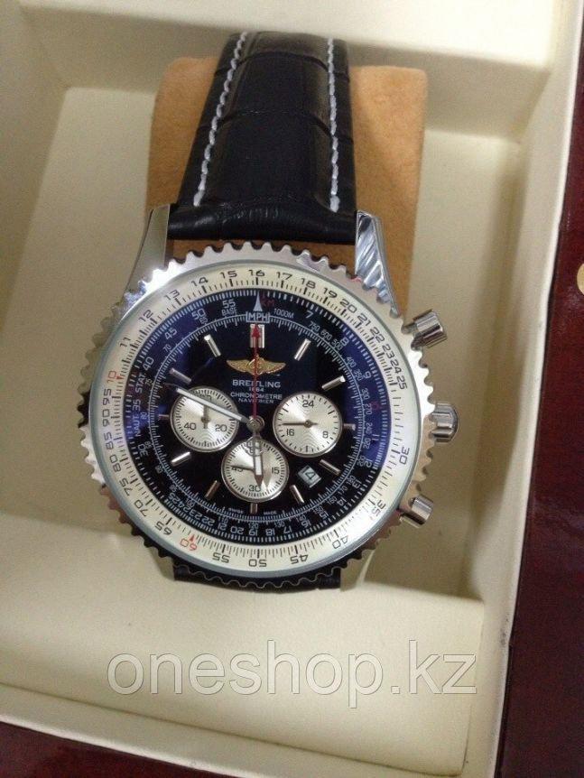 Наручные Часы Breitling + портмоне MontBlanc