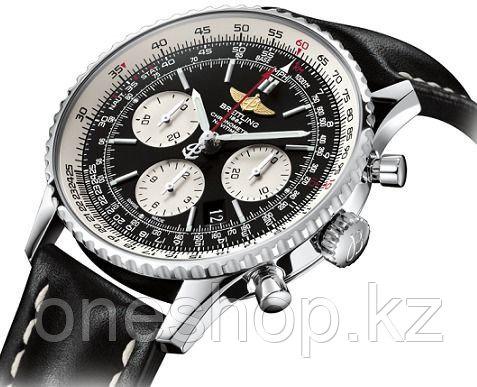 Классические  Часы Breitling + портмоне MontBlanc в подарок