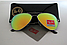 Солнцезащитные очки Ray Ban Aviator, фото 5