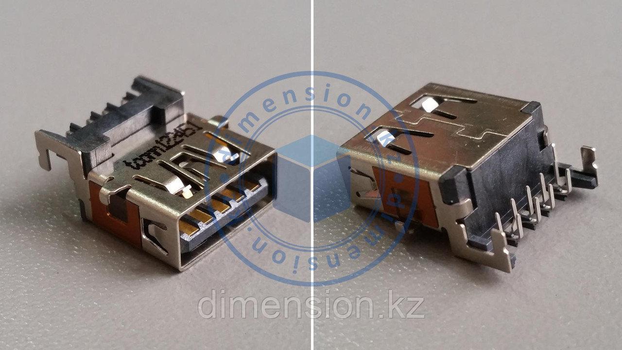 USB 3.0 Разъем, порт для LENOVO G580 20157 (для глянцевых корпусов) для материнских плат LG4858L UMA MB