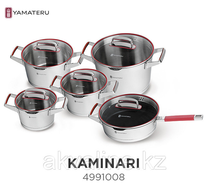 Kaminari ORIGINAL JAPAN INOX STEEL (Kaminari)