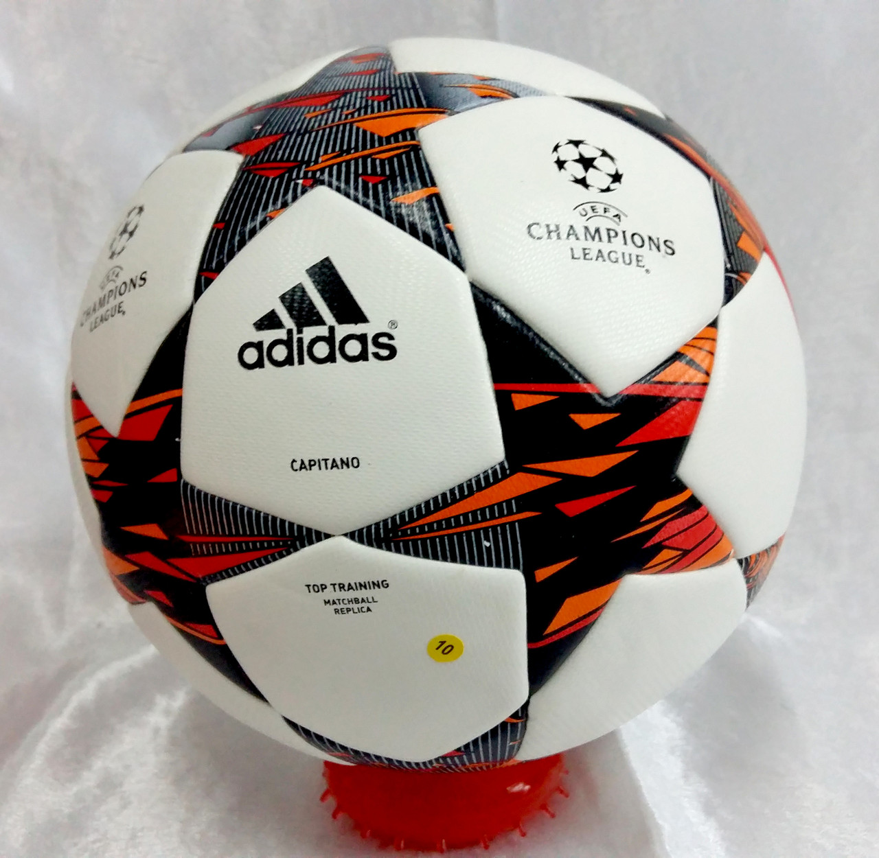 Мяч футбольный Adidas UEFA champions league football Size 4 - ALEM SPORT в  Алматы 11e7bfe1db0d7