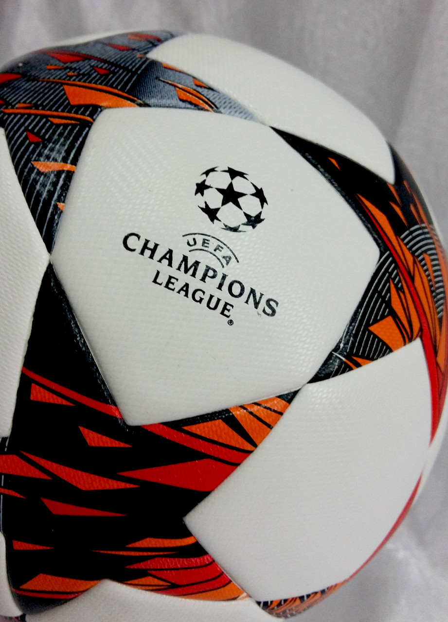 Мяч футбольный Adidas UEFA champions league football Size 4 cfd7e07281aa0