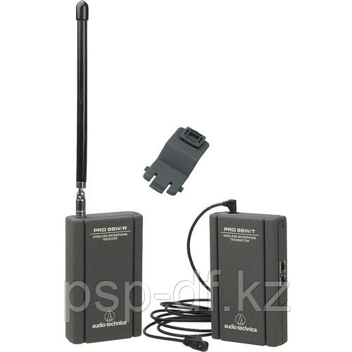 Радио петличный микрофон Audio-Technica PRO 88W-830 Camera Mountable VHF Lavalier Pro