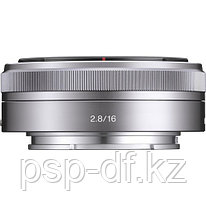 Sony E 16mm f/2.8 Wide-Angle