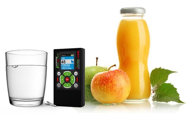 """С нитратомером-TDS метром """"EcoLifePro2"""" вы сможете употреблять только качественные продукты и воду"""