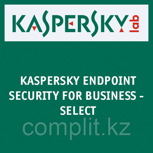 Kaspersky Endpoint Security for Business - Select