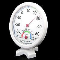 Гигрометр-термометр механический, фото 1