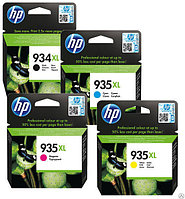 Картридж струйный HP C2P26AE for Officejet Pro 6230/6830 Yellow №935XL