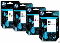 Картридж струйный HP C4836A for Business Inkjet 2200/2250 Yellow №11