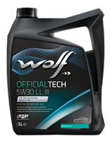 5W30 LL III OFFICIALTECH, 5 L