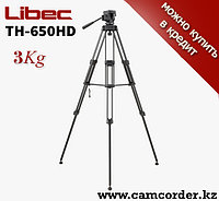 Штатив для видеокамер Libec TH650HD, фото 1