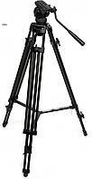 Штатив для видеокамер FOTOMATE VT-680-222R, фото 1