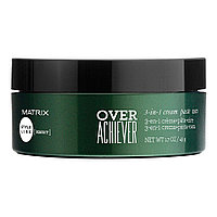 Крем+Паста+Воск 3 в 1 Matrix Style Link Play Over Achiever 3-in-1 cream paste wax 50 мл.