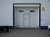 Гаражные ворота  Doorhan 2700х2300 подъемные, фото 6