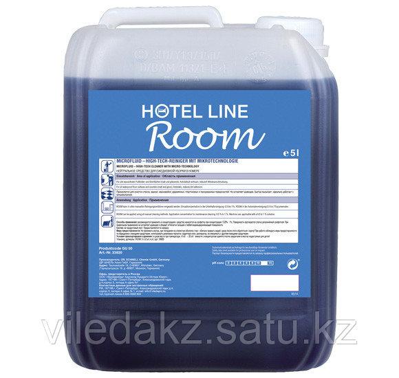 """""""ROOM"""" Средство для протирки водостойких поверхностей в отелях 5л"""