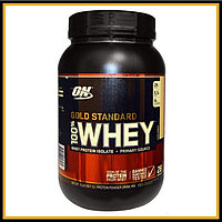 ON Whey gold standard 909гр (клубника)