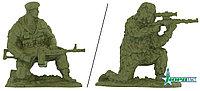 Солдаты ВДВ России (1 шт. в пакете: снайпер или пулеметчик в ассорт.) 311