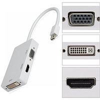 VGA DVI HDMI to Mini Display Port