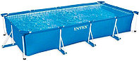 Бассейн каркасный 450х220х84см, V-7127л, Intex Small Frame Pool 28273