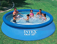 "Надувной бассейн ""Intex Easy Set 28130"" (семейный), 366х76 см"