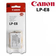 Аккумулятор CANON LP-E8 один год гарантия