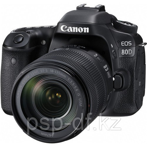Canon EOS 80D kit 18-135mm f/3.5-5.6 IS USM гарантия 2 года!!!