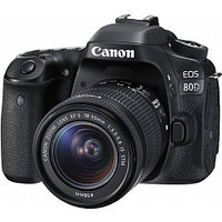 Canon EOS 80D kit 18-55mm f/3.5-5.6 IS STM