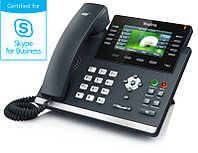IP телефон Yealink SIP-T46S Skype for Business Edition