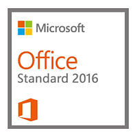 MS OfficeMacStd 2016 SNGL OLP NL