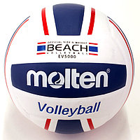 Мяч волейбольный MOLTEN BEACH  EV5000 пляжный, фото 1