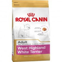 Сухой корм для собак породы  Вест хайленд уайт терьер Royal Canin WEST HIGHLAND WHITE TERRIER 21