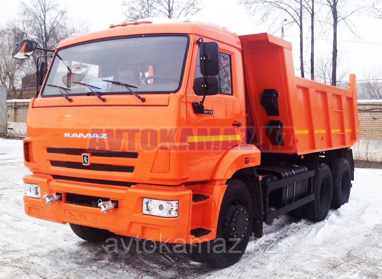 Самосвал КамАЗ 65115-6059-23 (2014 г.)