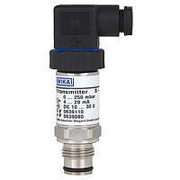 Модель S-11 преобразователь давления для жидких сред WIKA