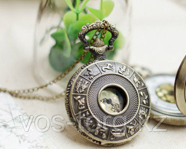 "Часы кулон ""зодиак"""