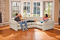 Надувной угловой диван Intex CORNER SOFA 68575, фото 1