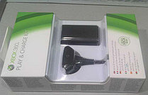 Аксессуар: Xbox 360 Play and charge kit (NUF-00002)