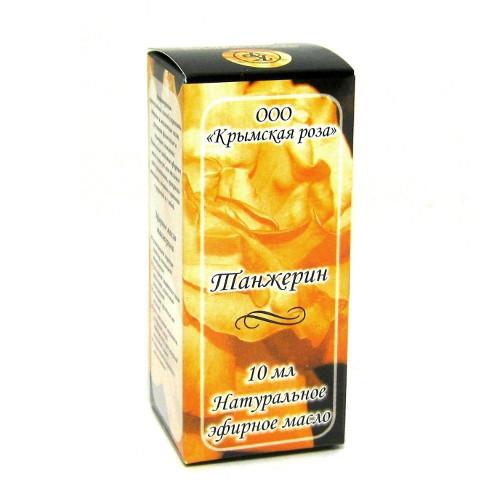 Танжерин, эфирное масло, 10 мл