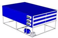 Оборудование (печь) для триплекса PVLM 3.0x3