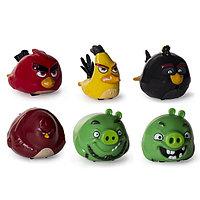 Игрушка Angry Birds птичка на колесиках